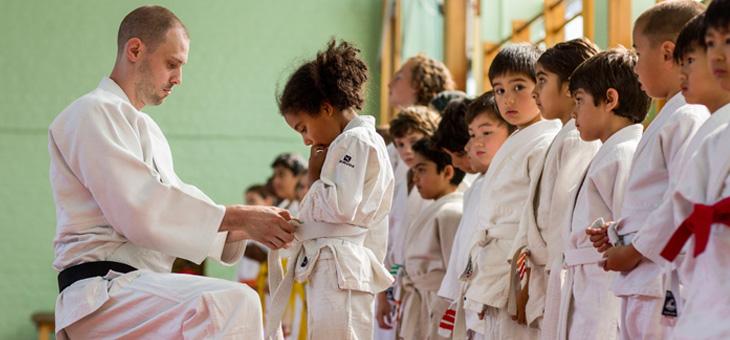 Alexandra Park Judo Club